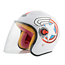 ieftine Căști & Măști de Protecție-Open Face Copii Unisex Motociclete Casca Dressing ușor / Sigure pentru copii Case / Ultra Ușor (UL)