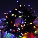 povoljno LED svjetla u traci-5m Žice sa svjetlima 30 LED diode Više boja Ukrasno Napelemes 1set