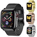 povoljno Apple Watch remeni-Pogledajte Band za Apple Watch Series 5/4/3/2/1 / Apple Watch Series 4 Apple Moderna kopča Nehrđajući čelik Traka za ruku