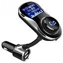 ieftine Gadget Baie-Adaptor wireless bc26bq Bluetooth 4.1 receptor de muzică wireless wireless Fm transmițător set de mașini handsfree lcd display încărcător USB pentru telefon