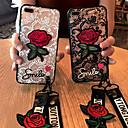 رخيصةأون أغطية أيفون-غطاء من أجل Apple iPhone XS / iPhone XR / iPhone XS Max نموذج غطاء خلفي زهور قاسي أكريليك