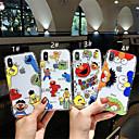 povoljno iPhone maske-kutija za jabuka iphone xr / iphone xs max uzorak / prozirna stražnja korica crtani mekani tpu za iphone x xs 8 8 plus 7 7 plus 6 6s 6plus 6s plus