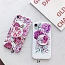 voordelige iPhone-hoesjes-geval voor apple iphone xr / iphone xs max patroon / met stand achterkant bloem zachte tpu voor iphone 6 6 plus 6s 6s plus 7 8 7 plus 8 plus x xs