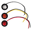 povoljno Vanjski fenjeri-2pcs auto žarulje 1 w 80 lm vodio svjetla za maglu / pokazivač smjera / bočna oznaka svjetla za univerzalne opće motore svih godina