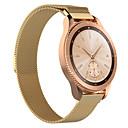 ieftine lanterne-Uita-Band pentru Samsung Galaxy Watch 42 Samsung Galaxy Curea Milaneza Oțel inoxidabil Curea de Încheietură