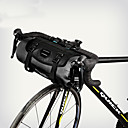 رخيصةأون حقائب الدراجة-ROSWHEEL 7 L حقيبة المقود للدراجة مقاوم للماء مضاعف حقيبة الدراجة TPU 600 ] ريبستوب حقيبة الدراجة حقيبة الدراجة أخضر دراجة الطريق دراجة جبلية الخارج