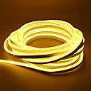 abordables Bandes Lumineuses LED-5m Bandes Lumineuses LED Flexibles 600 LED 2835 SMD 1pc Blanc Chaud / Blanc Froid / Rouge Imperméable / Découpable / Décorative 220-240 V