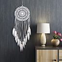 povoljno Zidni ukrasi-Hvatač snova - Perje Češka 1 pcs Zidne dekoracije