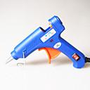 abordables Autres Outils Electriques-mini pistolet à colle chaude pistolet à colle chaude 20w
