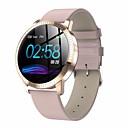 povoljno Zidni ukrasi-ds18 pametni sat bt fitness tracker podrška obavijesti / monitor brzine otkucaja sporta smartwatch kompatibilan s Apple / samsung / android telefonima