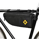 ieftine Genți Bicicletă-B-SOUL 2 L Genți Cadru Bicicletă Portabil Durabil Geantă Motor Îmbrăcăminte Oxford 300D Poliester Geantă Biciletă Geantă Ciclism Ciclism Bicicletă șosea Bicicletă montană Exterior