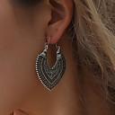 povoljno Naušnice-Žene Naušnica Naušnice Jewelry Zlato / Srebro Za Stage Jabuka 1 par