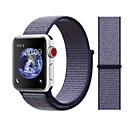 povoljno Muški satovi-Pogledajte Band za Apple Watch Series 4/3/2/1 Apple Sportski remen Najlon Traka za ruku