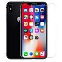 povoljno Zaštita zaslona za iPhone XS-AppleScreen ProtectoriPhone XS Visoka rezolucija (HD) Prednja zaštitna folija 10 kom. Kaljeno staklo