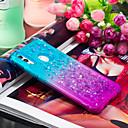 voordelige Galaxy S7 Edge Hoesjes / covers-hoesje Voor Huawei Huawei P Smart 2019 Schokbestendig / Stromende vloeistof Achterkant Kleurgradatie Zacht TPU