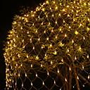 povoljno Jastuci-1.5m Žice sa svjetlima 120 LED diode Toplo bijelo Ukrasno 220-240 V 1set