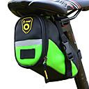 رخيصةأون حقائب الدراجة-B-SOUL 1 L حقيبة السراج للدراجة مقاوم للماء المحمول مضاعف حقيبة الدراجة جلد تيريليني حقيبة الدراجة حقيبة الدراجة أخضر دراجة الطريق دراجة جبلية الخارج