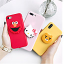 voordelige Galaxy J5 Hoesjes / covers-case voor apple iphone xr / iphone xs max patroon / met stand achterkant cover cartoon zachte tpu voor iphone x xs 8 8 plus 7 7 plus 6 6 plus 6 s 6 s plus