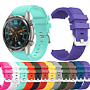 رخيصةأون ملصقات ديكور-حزام إلى Huawei Watch GT / Huawei Watch 2 Pro Huawei عصابة الرياضة سيليكون شريط المعصم