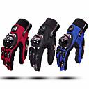 voordelige Motorhandschoenen-volledige vinger unisex motorhandschoenen vlechtwerk antislip / ademend / lichtgewicht