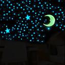povoljno Ukrasne naljepnice-Dekorativne zidne naljepnice - Svjetleće zidne naljepnice Oblici Stambeni prostor / Spavaća soba / Kuhinja