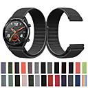 voordelige Horlogebanden voor Huawei-Horlogeband voor Huawei Watch GT / Watch 2 Pro Huawei Sportband Nylon Polsband