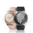 ieftine Ceasuri Bărbați-Ecran protector Pentru Samsung Galaxy Watch Sticlă securizată High Definition (HD) 2 buc