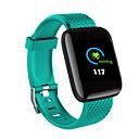 povoljno Pametni satovi-d13 pametni sat bt fitness tracker podrška obavijesti / monitor brzine otkucaja sporta smartwatch kompatibilan s iphone / samsung / android telefonima