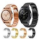 رخيصةأون حافظات / جرابات هواتف جالكسي S-حزام إلى Samsung Galaxy Watch 46 / Samsung Galaxy Watch 42 Samsung Galaxy بكلة كلاسيكية ستانلس ستيل شريط المعصم
