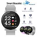 رخيصةأون ساعات ذكية-w8s smart watch bt fitness tracker support يخطر / رصد معدل ضربات القلب الرياضية smartwatch متوافق مع هواتف سامسونج / فون / الروبوت