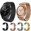 رخيصةأون Smartwatch كابلات وشواحن-حزام إلى Samsung Galaxy Watch 46 / Samsung Galaxy Watch 42 Samsung Galaxy عقدة ميلانزية ستانلس ستيل شريط المعصم