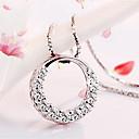 povoljno Pendant-Žene Privjesci Klasik Umjetno drago kamenje Broš Jewelry Pink Za Dnevno