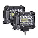 povoljno Krovna rasvjeta-1pcs 200w vodio 3 reda 4inčna radna svjetlosna traka za vožnju univerzalna