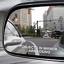 رخيصةأون جسم السيارة الديكور والحماية-أسود / أبيض Car Stickers الأعمال التجارية ملصقات مرآة الرؤية الخلفية غير محدد ملصقات