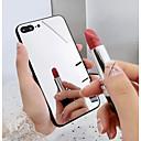 رخيصةأون إكسسوارات سامسونج-غطاء من أجل Apple iPhone XS / iPhone XR / iPhone XS Max مرآة غطاء خلفي لون سادة قاسي زجاج مقوى