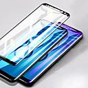 Недорогие Чехлы и кейсы для Galaxy Note 8-защитная пленка для samsung galaxy note 8 / note 9 3d изогнутое закаленное стекло 1 шт. передняя защитная пленка для экрана высокой четкости (hd) / твердость 9 ч / взрывозащищенный
