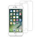 voordelige iPhone 8 screenprotectors-screen protector voor apple iphone 5 / iphone se / 5s / iphone 6 gehard glas 2 stks voorscherm beschermer hoge definitie (hd) / 9h hardheid / 2.5d gebogen rand