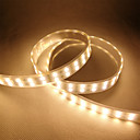 رخيصةأون شرائط ضوء مرنة LED-ZDM&سهل حصوي؛ 1 متر 20 واط 5050 سيليكون خرطوم ماء ip65 صف مزدوج 120 حبة شرائط مصباح dc12v