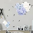 رخيصةأون ملصقات ديكور-ملصقات الحائط الزهور الطازجة - الكلمات&أمبير ؛ ampamp يقتبس ملصقات الحائط الشخصيات دراسة غرفة / مكتب / غرفة الطعام / المطبخ