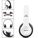 tanie Prawdziwe bezprzewodowe słuchawki douszne-słuchawki bezprzewodowe bluetooth słuchawki nauszne zestaw słuchawkowy na pad / tablet / telefon