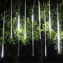 povoljno Svjetlosne šipke-loende 30cm vodootporna kiša meteora kiša cijevi vodio svjetlo lampa božićno svjetlo vjenčanje vrt ukras xmas
