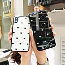 رخيصةأون أغطية أيفون-الحال بالنسبة لتفاح iphone xr / iphone x الغطاء الخلفي للصدمات الصلبة البلاستيكية الملونة الناعمة ل iphone 6 / iphone 6 plus / iphone 7