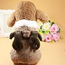 رخيصةأون مستلزمات وأغراض العناية بالكلاب-كلب الفساتين ملابس الكلاب كوفي كوستيوم قطن الزفاف XS S M L XL