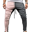 povoljno Muške jakne-Muškarci Osnovni Chinos Hlače - Više boja Blushing Pink Bijela Red M L