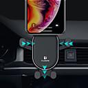 رخيصةأون حامل سيارة-floveme سيارة جبل حامل الهواء منفذ مصبغة مشبك الجاذبية السيطرة موقف قابل للتعديل التوافق العالمي مع 4.5-6.5 بوصة