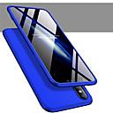 povoljno Zaštita zaslona za iPhone XS Max-Θήκη Za Apple iPhone XS / iPhone XR / iPhone XS Max Ultra tanko Korice Jednobojni Tvrdo plastika