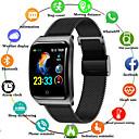 رخيصةأون ساعات ذكية-F9 smartwatch الفولاذ الصلب bt البدنية المقتفي دعم إعلام / قياس ضغط الدم الرياضة ووتش الذكية لسامسونج / التفاح / الروبوت الهواتف
