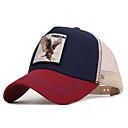 povoljno Muški šeširi-Uniseks Cvijetni print Posao Osnovni Pamuk Akril-Šilterica Sva doba Crn Red Navy Plava