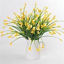 povoljno Jastuci-Umjetna Cvijeće 1 Podružnica Klasični Vjenčanje Pastoral Style Petals Biljke Cvjeće za stol