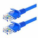 ieftine Convertor de Voltaj-RJ45 Cablu, RJ45 la RJ45 Cablu Bărbați-Bărbați 5.0m (16ft) 1.0 Gbps